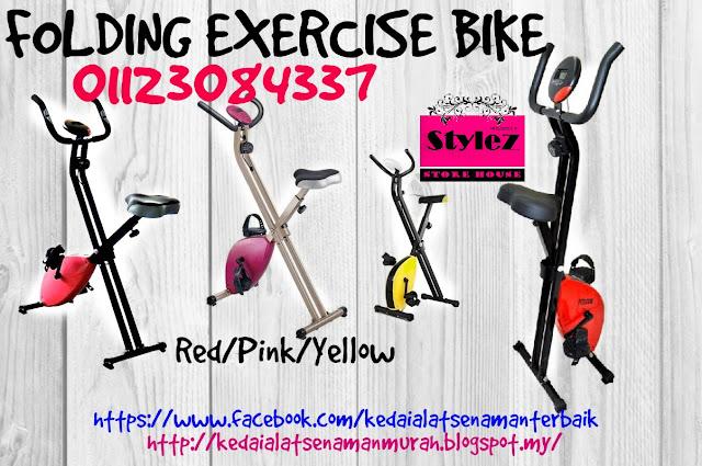 basikal lipat murah