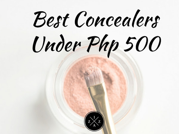 The Best Concealers Under Php 500