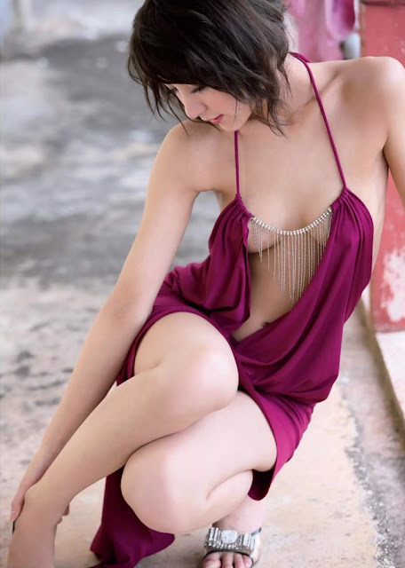 Hot girls Ren Ishikawa sexy newbie gavure idol