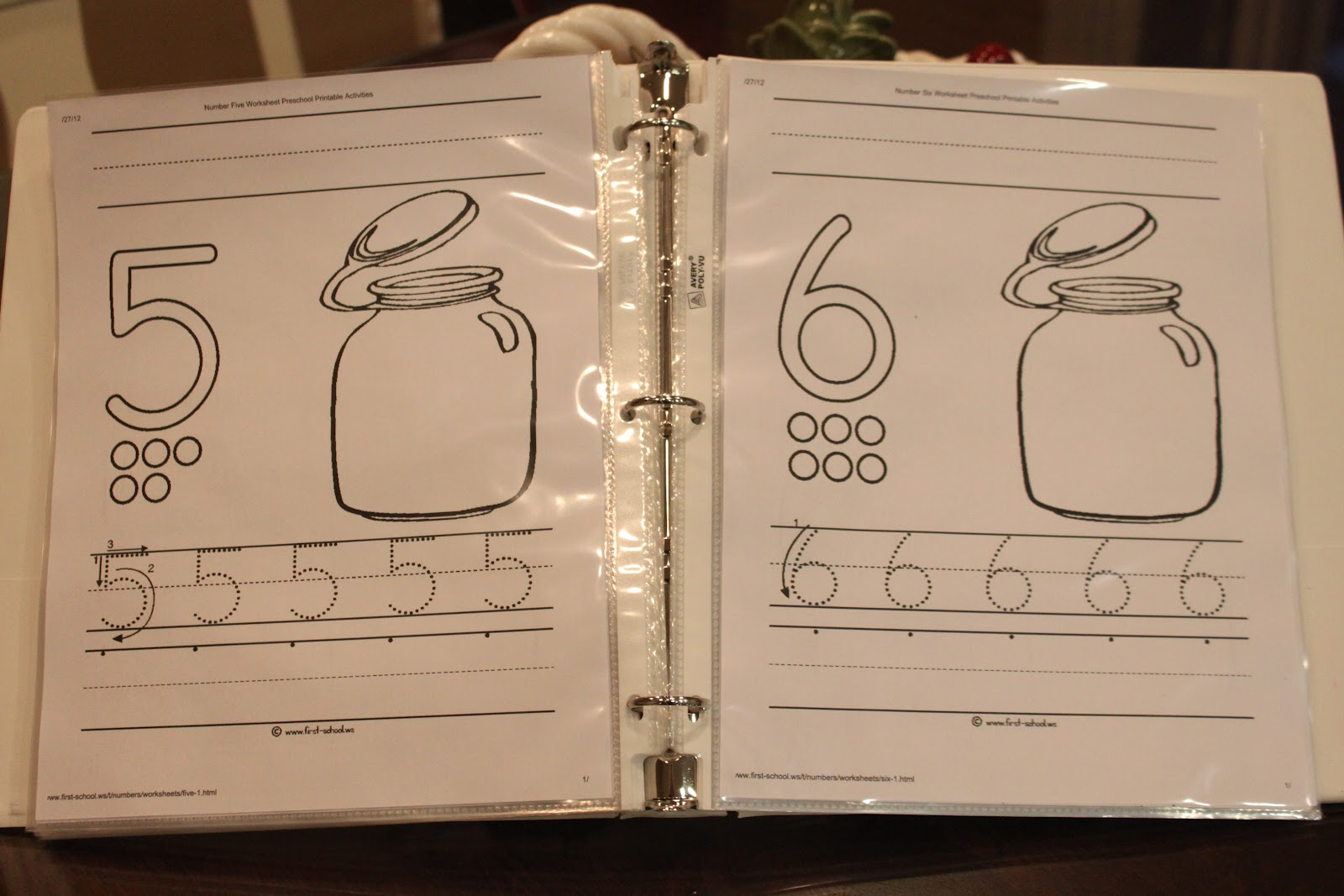 Keeping Up With The Kiddos Pre K Workbook