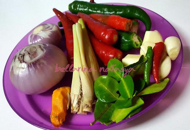 Bahan Untuk Ayam Masak Thai