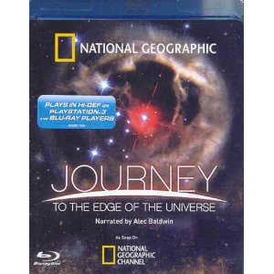 The Journey to the Edge of the Universe (Blu-ray)