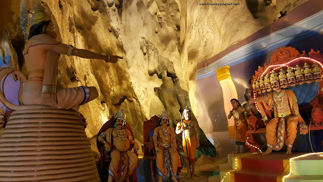 Ramayana Caves Batu Caves KL