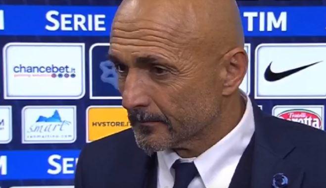 INTERVISTA A SPALLETTI NEL POST INTER BENEVENTO 2-0