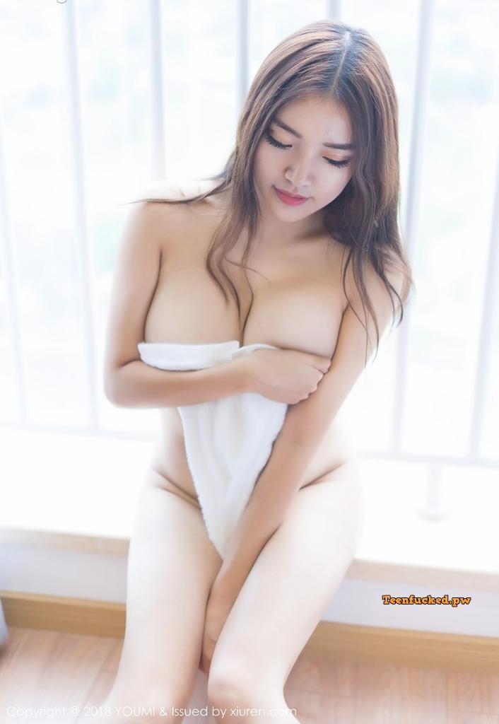 YouMi Vol.232 MrCong.com 030 wm - YouMi Vol.232: Người mẫu 拉菲妹妹 (45 ảnh)