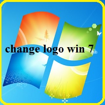 cara mengganti logo booting windows 7