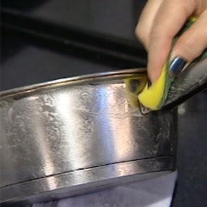 vinagre limpa aluminio