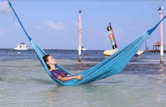 Duda Del Duca Curte férias em CANCUN , no México!!!!