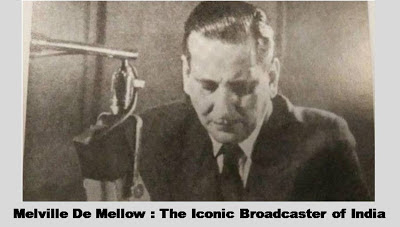 Remembering Melville de Mellow on his 104 th Birth Anniversary