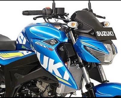 Review Suzuki GSX S150
