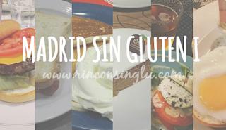 establecimientos sin gluten en madrid I
