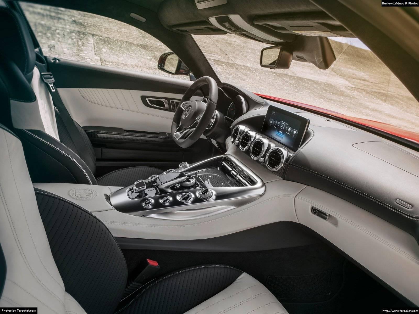 Hình ảnh xe ô tô Mercedes-Benz AMG GT 2016 & nội ngoại thất
