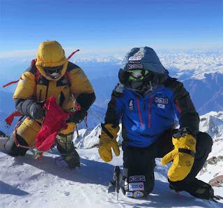 Trek al campo base de Everest