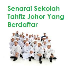 Sekolah Tahfiz Berdaftar