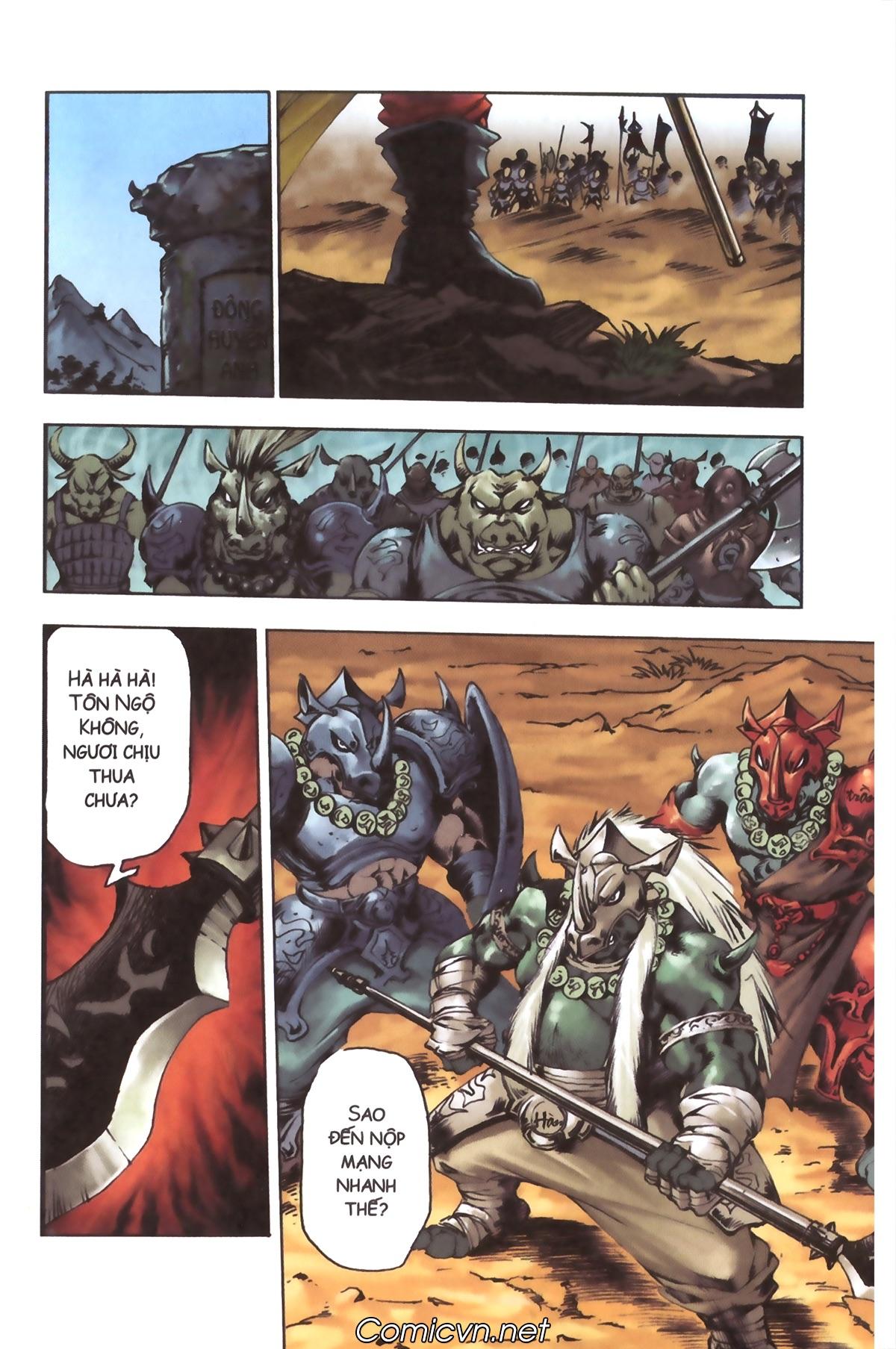 Tây Du Ký màu - Chapter 128 - Pic 8