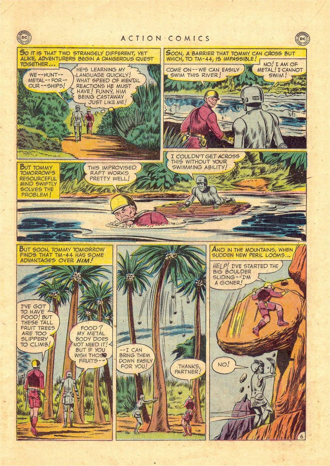 Action Comics (1938) 156 Page 20
