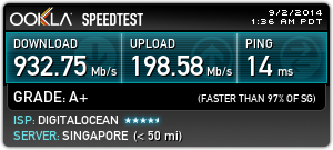 Fast SSH 18 January 2017 Singapore: (SSH Squid 19 1 2017)