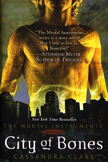 Rally the Readers: Review: City of Bones by Cassandra Clare