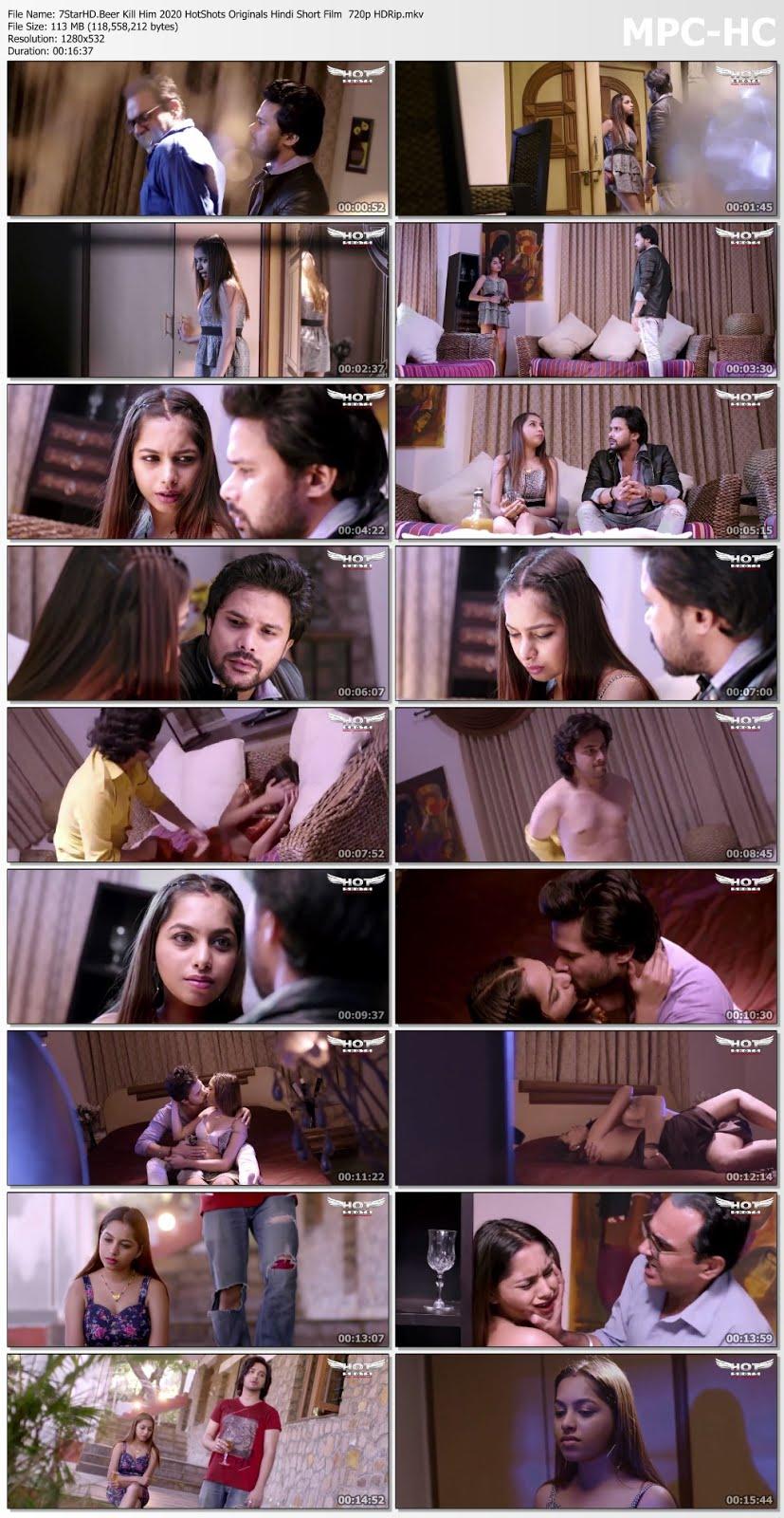Kill Him 2020 HotShots Originals Hindi Short Film 720p HDRip 110MB ...