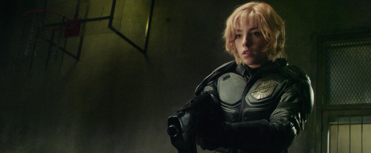 Olivia Thirlby - Dredd - Part Three - Snapikk.com