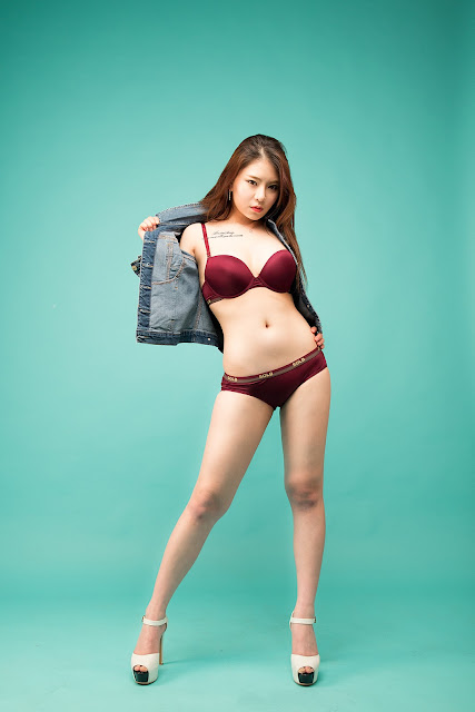 5 Jung Mi - She is HOT - very cute asian girl-girlcute4u.blogspot.com
