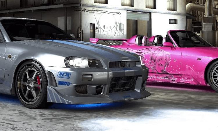 تحميل لعبة csr racing 2 مجانا