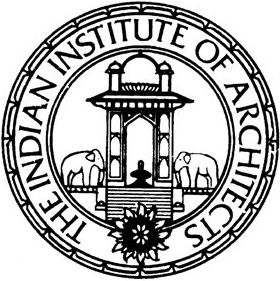 Logo Of The Indian Institute Architects
