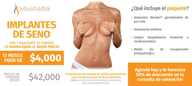 Precio implantes seno DF CdMx Ciudad de México cirujanos certificados