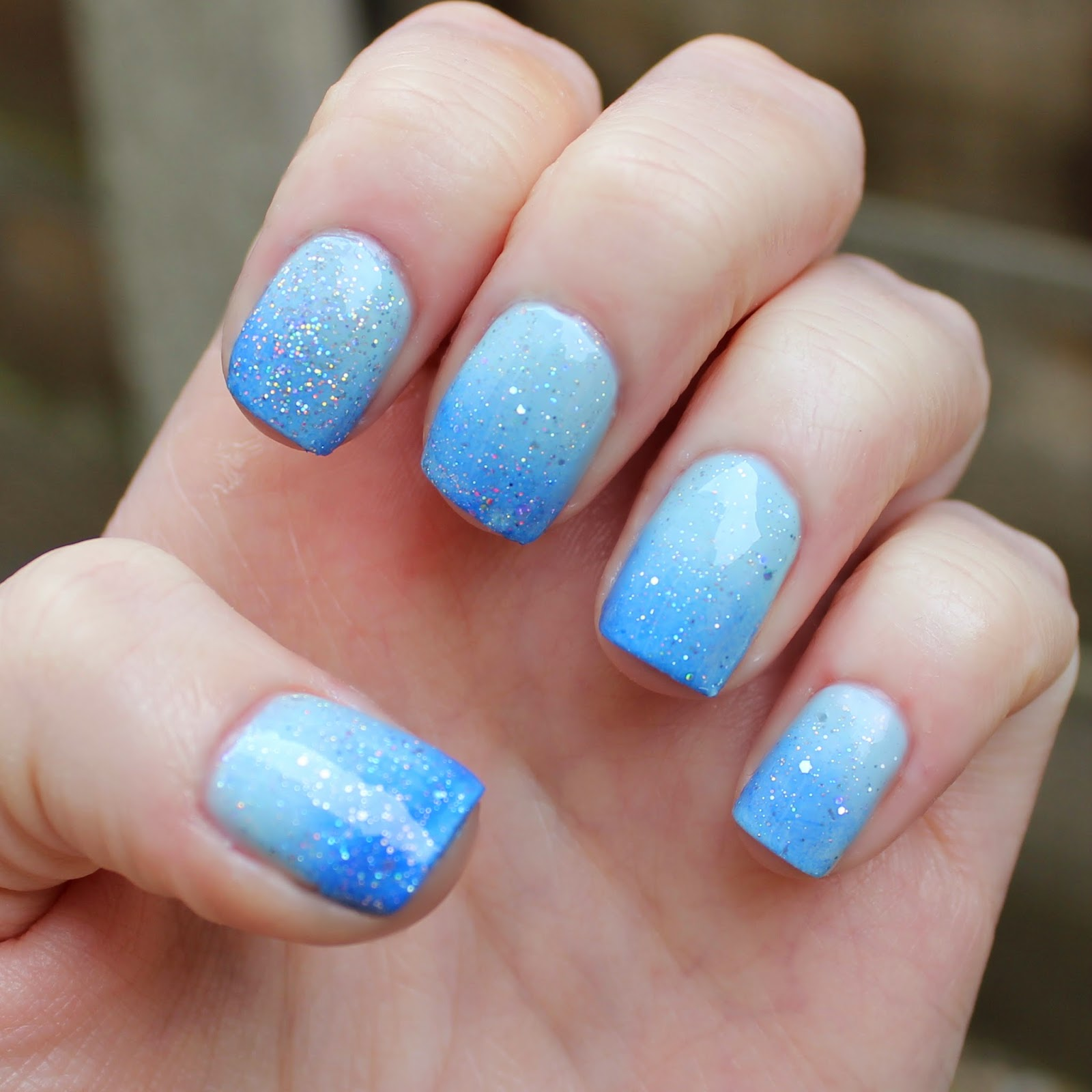 Dahlia Nails: A Dream Is A Wish Your Heart Makes