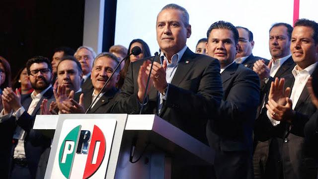 Exgobernador priista advierte derrota y desaparición del PRI en 2018