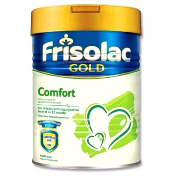 Susu frisolac comfort untuk bayi sembelit