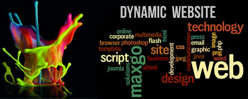 What is a Dynamic Web Page?