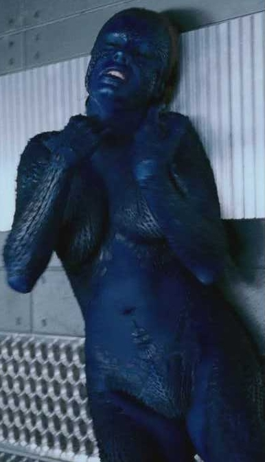 Opinion you rebecca romijn stamos as mystique pics