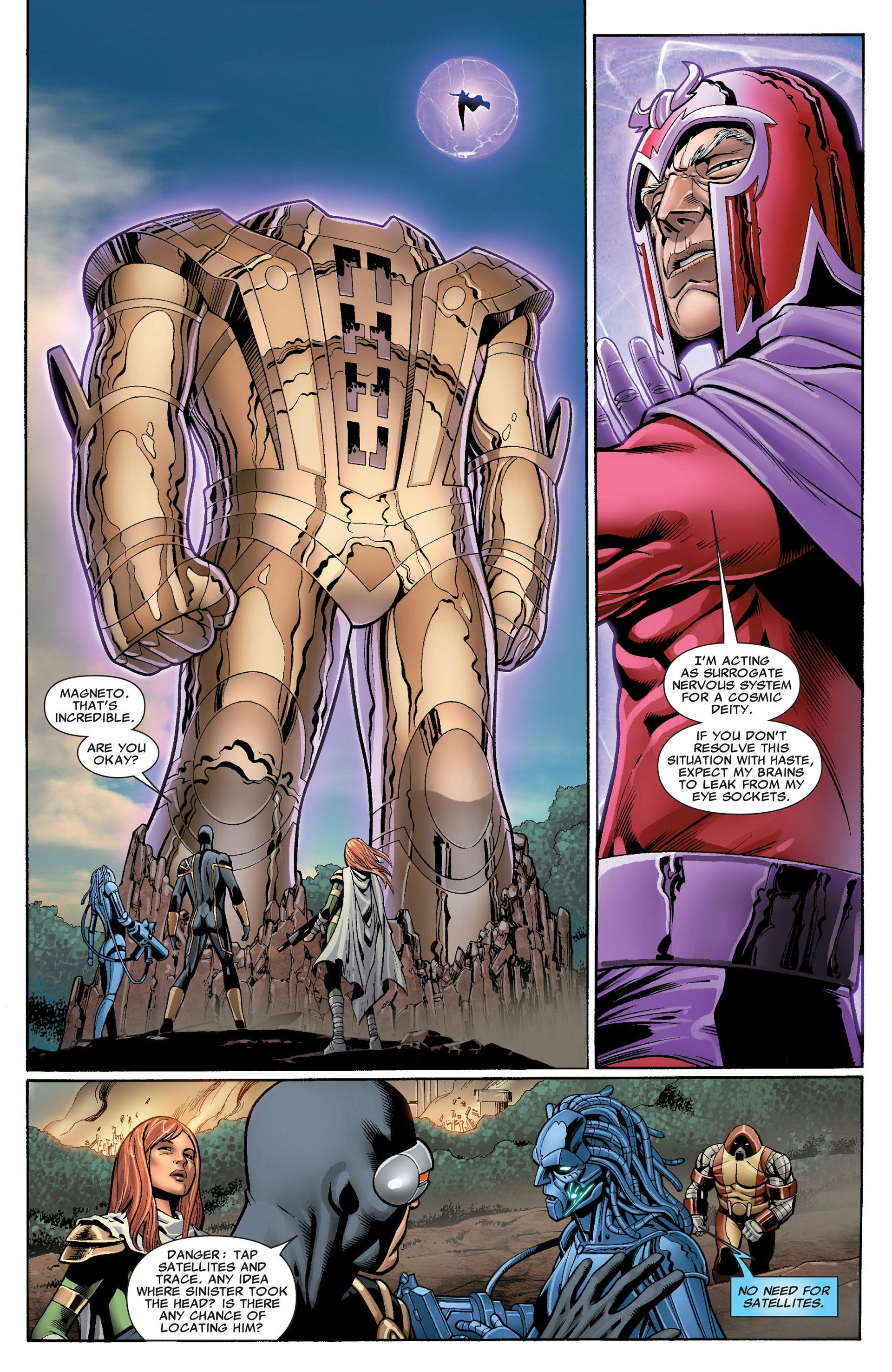 Read online Uncanny X-Men (2012) comic -  Issue #1 - 27