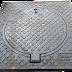 Nắp hố ga khung âm kích thước 1000x1000mm