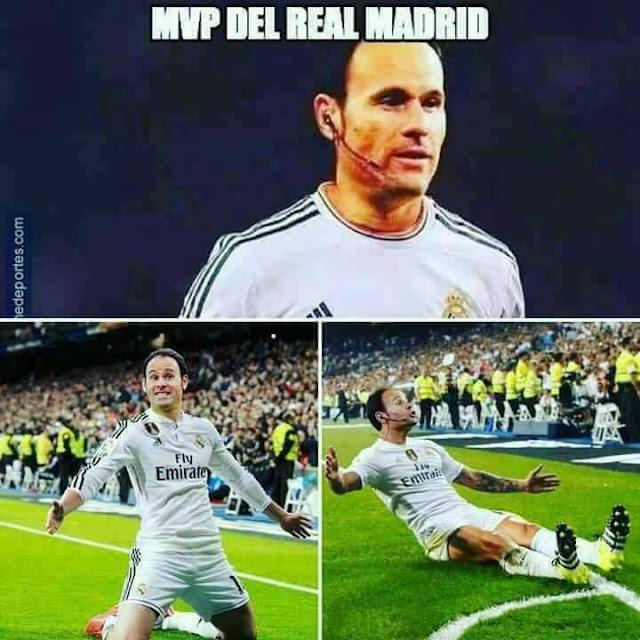 MVP del Real Madrid 2017: Mateu Lahoz