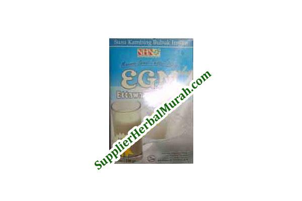 EGM - Ettawa Goat Milk Plus (Susu Kambing Bubuk Instan)