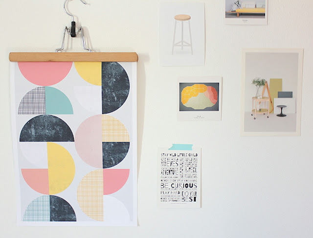 Inspiration wall: ReStyle poster