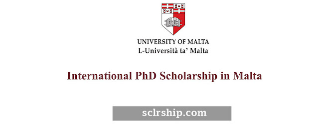 100 University of Malta Masters and PhD Scholarships for International Students 2018/2019