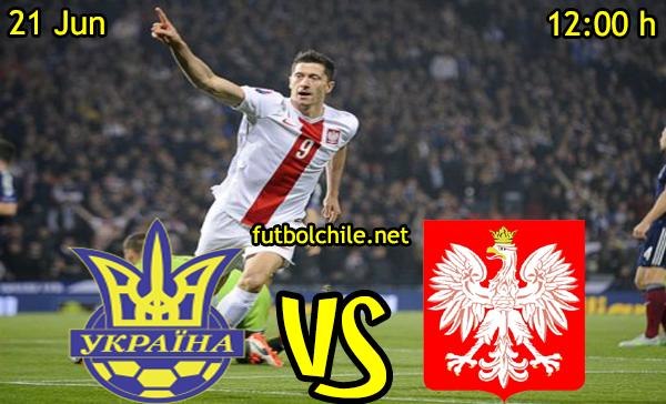 VER STREAM RESULTADO EN VIVO, ONLINE: Ucrania vs Polonia