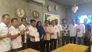 Pengurus PWO Independen Nusantara Provinsi Banten Terima SK Kepengurusan