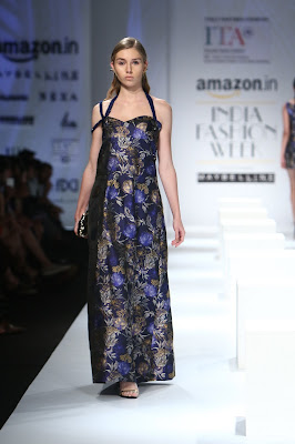 AIFW SS 2017: Italian fashion collections displays