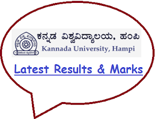 Kannada University Results May June 2020