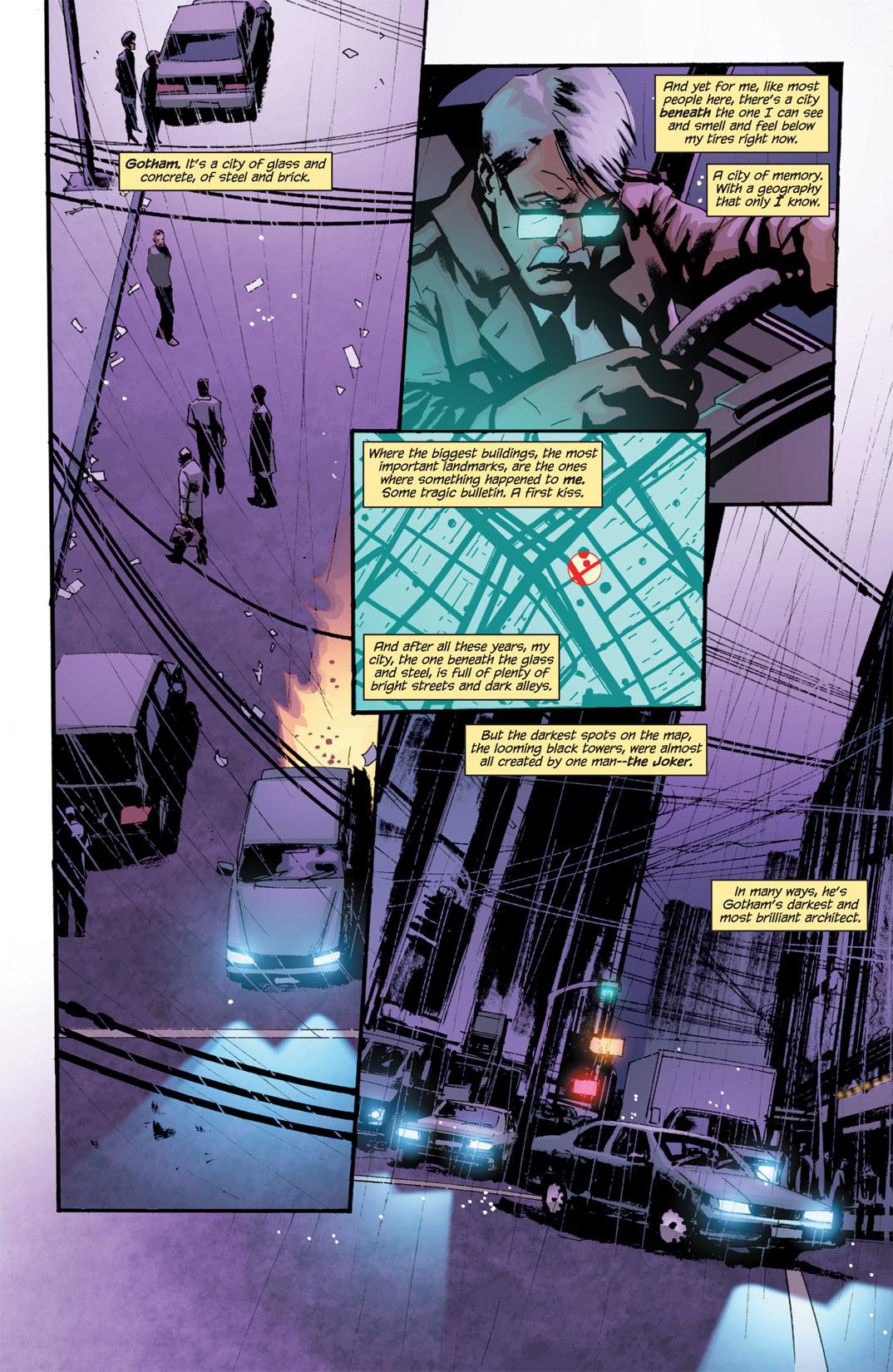 Detective Comics (1937) 880 Page 1