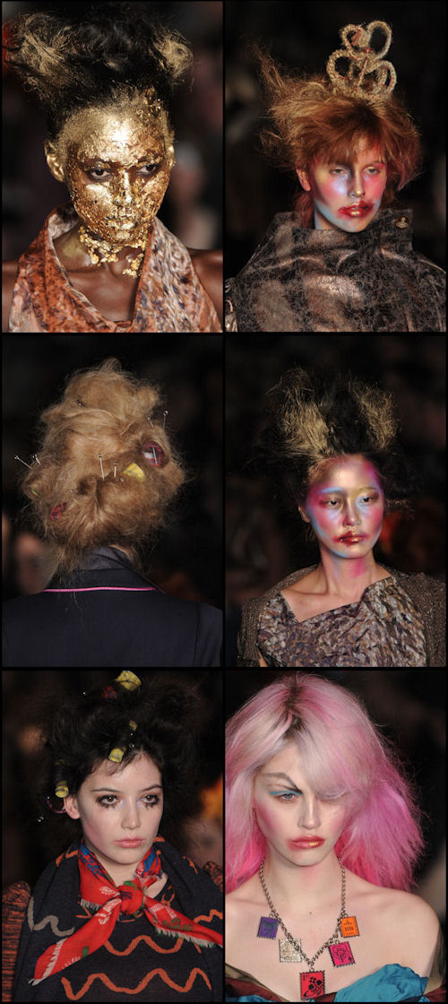 makeup Vivienne Westwood red label AI11/12