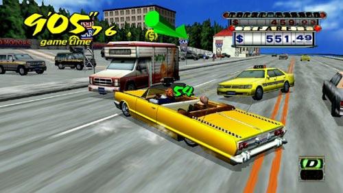 تحميل لعبة Crazy Taxi التاكسي المجنون للكمبيوتر من ميديا فاير