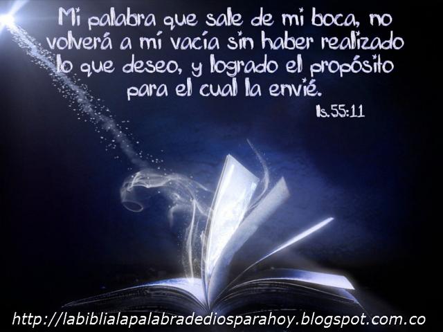 Lectura diaria de la palabra de Dios-El pan diario de la palabra