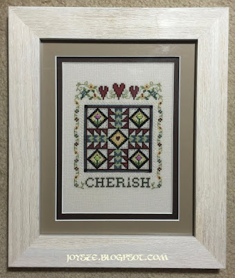 Quilt Sampler 4 - Cherish by Stoney Creek