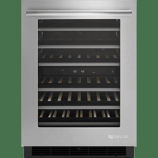Jenn Air Kitchen Appliance Packages: Jenn-air Wine Cellar, Shown In Stainless