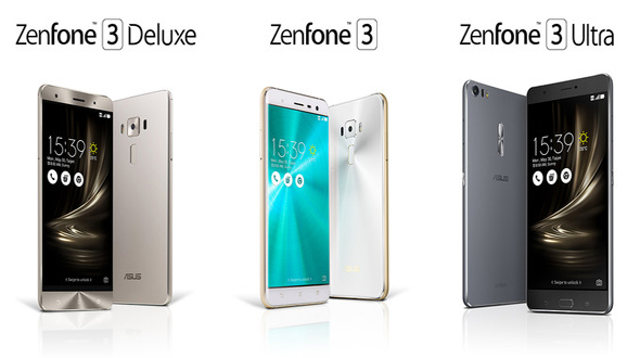 Asus Zenphone 3 Series